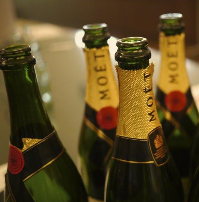 Champagner Moët & Chandon 0,75l