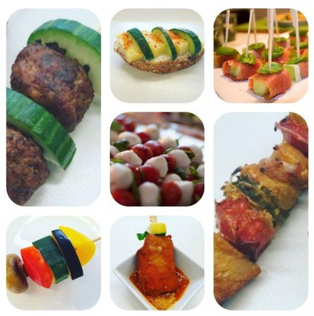 "Fingerfood-Paket ""Basic"" (7 Teile p.P.)"