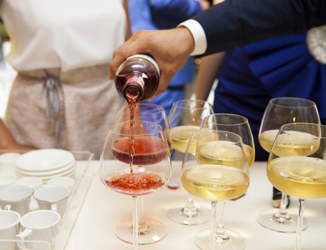 Getränke-Pauschale - mit Alkohol