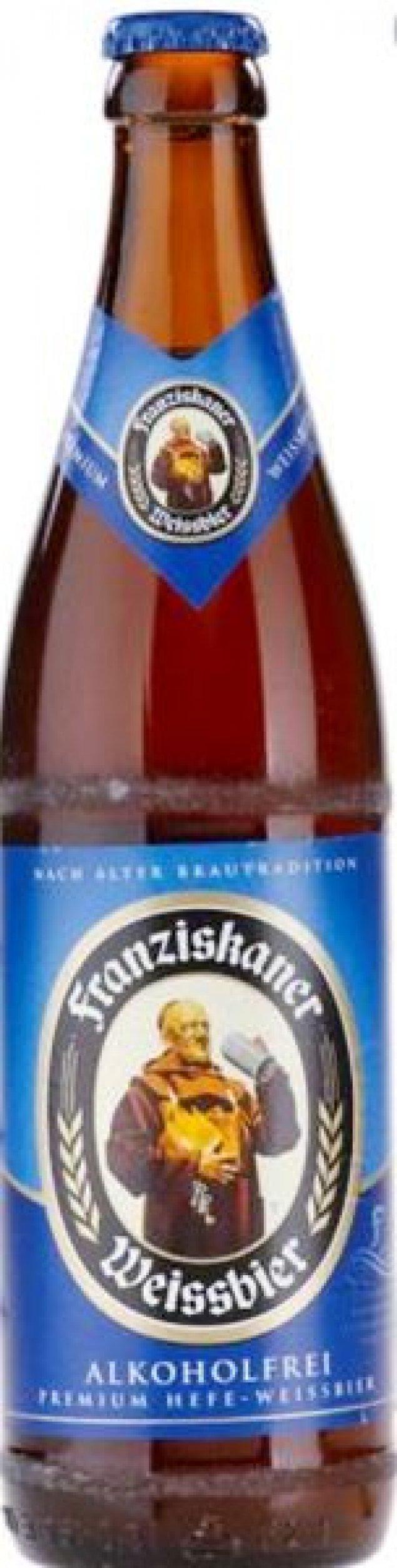 Alkoholfreies Franziskaner Weißbier 0,5l